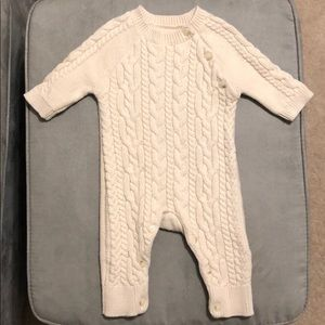 BabyGap knit sweater, worn once